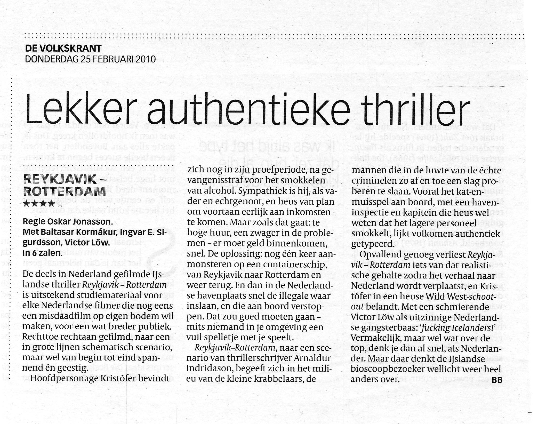 volkskrant-recensie-reykjavik-rotterdam